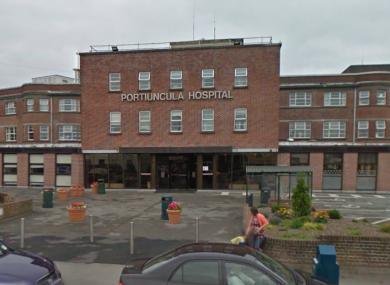 Portiuncula Hospital in Ballinasloe