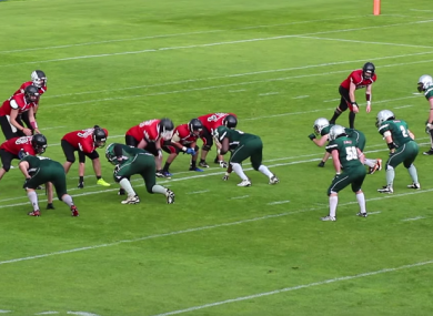 Trinity and Belfast will contest a second consecutive Shamrock Bowl