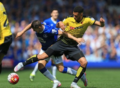 Club record signing Etienne Capoue is one of 12 new faces at Watford, and there could be even more.