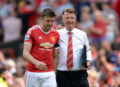 Carrick admits United's performances haven't been ideal just yet.