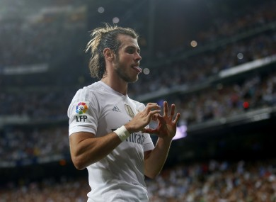 Bale scored twice as Rafa got his first win as Real manager.