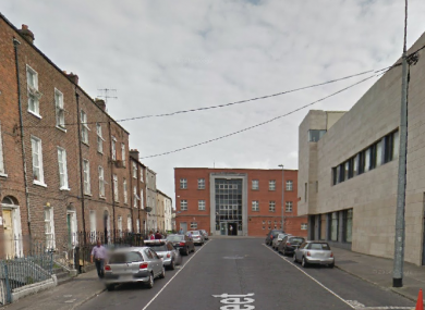 Cecil Street in Limerick.