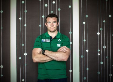 Peter O'Mahony: 'You want to get as much game time as possible and do as well as we can for our team and for our country.'