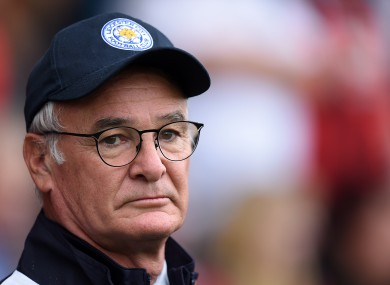 Leicester have started the season impressively following Claudio Ranieri's appointment in the summer.