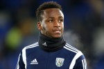 Saido Berahino is not a happy man after West Brom block his move to Spurs