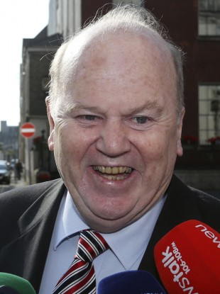 Michael Noonan should have lots to smile about tomorrow