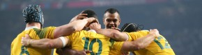 England crash out of World Cup after Wallabies rip up Twickenham