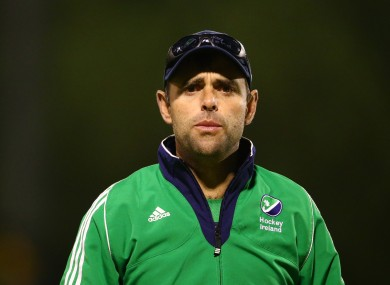 Ireland head coach Craig Fulton will be hoping Australia can do his side a favour this weekend.