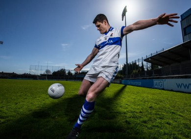 Diarmuid Connolly gave a masterclass in shooting today.