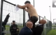 Shirts ripped off the backs of Air France executives