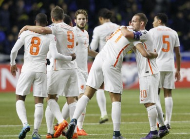 The Dutch players have underachieved in this campaign.