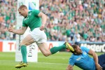 LIVE: Ireland v Italy, Rugby World Cup