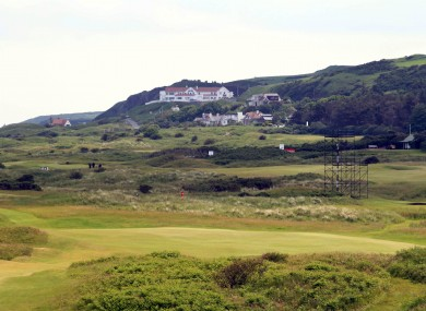 Royal Portrush: Antrim course was added to the rota of Open hosts in June 2014.