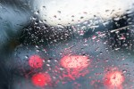 Rush-hour crashes on a number of major routes after heavy rain