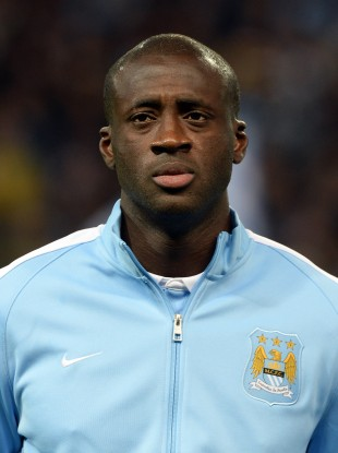 Sky pundit Niall Quinn feels Yaya Toure's attacking prowess could be a vital factor in Sunday's game at Old Trafford.