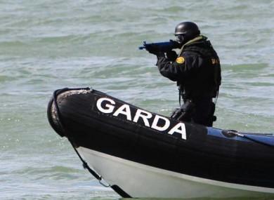 File Photo: An Garda Siochana carrying out an EU Coordinated Counter Terrorism Exercise.