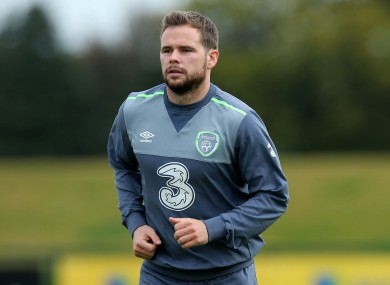 Judge has been included in recent Ireland squads, though he has yet to win a cap at senior level.