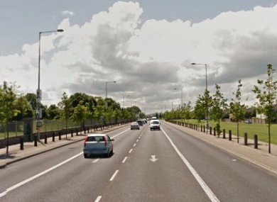 File photo of Blanchardstown Road South