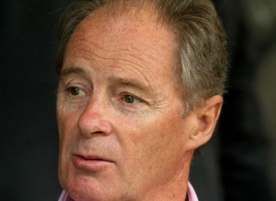 Brian Kerr managed the Republic of Ireland between 2003 and 2005.