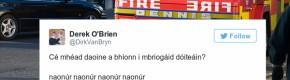 11 gas tweets only people that speak Irish will get