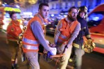 Medical staff rapidly arrived at hospitals spontaneously on night of the Paris attacks