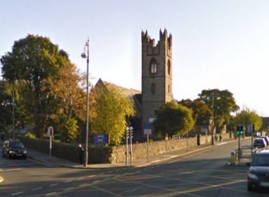 The junction of Clontarf Road and Howth Road.