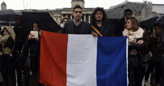 As it happened: Paris on high alert after slaughter of 129 people by 'three teams of terrorists'