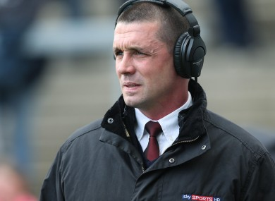 Alan Quinlan now works as a rugby pundit in addition to being a passionate mental health advocate.