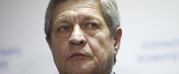 Gennady Alyoshin, chairman of the new taskforce of the Russian athletics federation.