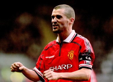 It's 10 years since Roy Keane's acrimonious Man United departure.