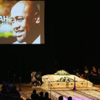 Farewell to a legend: Jonah Lomu was buried in New Zealand on Saturday.<span class=