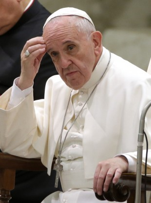 The group face the wrath of the Vatican for their stance