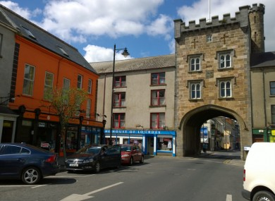 File photo of the centre of Clonmel.