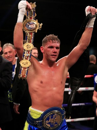 Billy Joe Saunders challenges Andy Lee for the Irishman's world title this weekend
