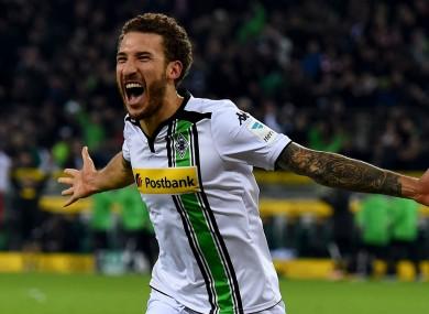 Borussia Monchengladbach's Fabian Johnson.
