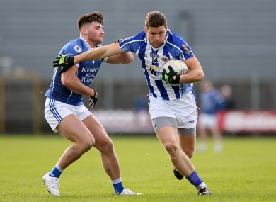 Keaney helped Ballyboden St Enda's to their first Leinster SFC club title last weekend.