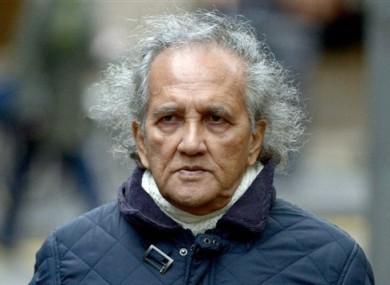File photo Maoist cult leader Aravindan Balakrishnan