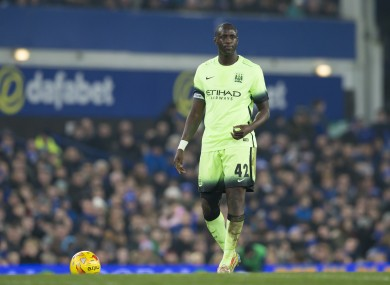 Yaya Toure has been a key player for Man City in recent years.