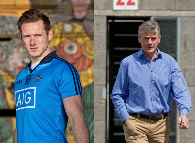 Paul Flynn and Colm O'Rourke have differing views on the GPA.
