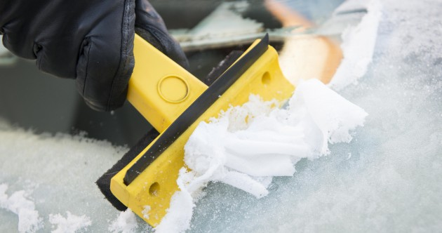 Commuting liveblog: Nationwide ice warnings with a multi-car pile up among morning crashes