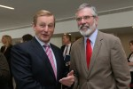 Fine Gael picks up support while Sinn Féin drops
