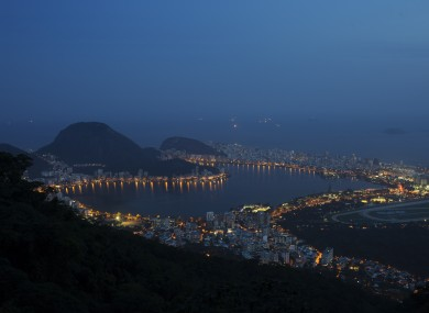 The Olympic Games will take place in Rio de Janeiro this summer.