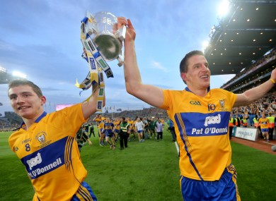 Clare duo Colm Galvin and John Conlon are big injury concerns for the Banner next week.