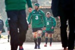 Sean O'Brien and the Kearneys start for Ireland, as Zebo misses out on France trip