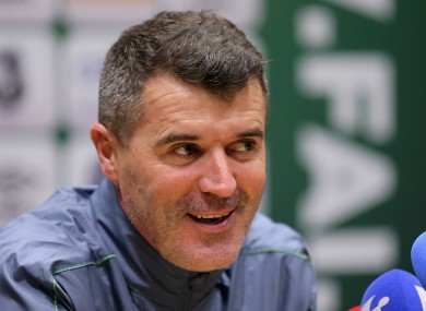 Keane's advice to young athletes: