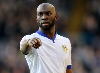 Leeds United striker Souleymane Doukara.