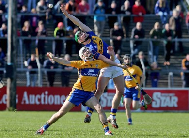 Attacker Conor Kenny has been omitted from the Tipperary panel.