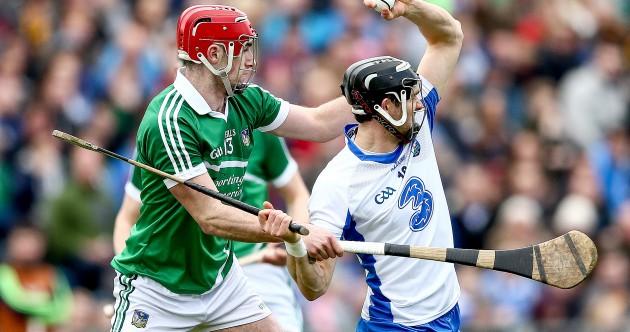 As it happened: Waterford v Limerick, hurling league semi-final