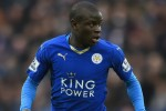 Leicester's Kante set to have stand named after him