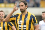 He was Serie A's joint-top scorer last season but Luca Toni has announced his retirement